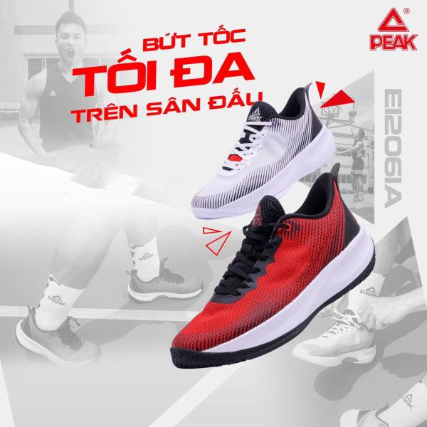 Giày bóng rổ PEAK Basketball  E12061A