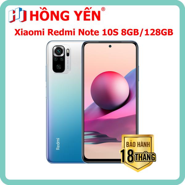 Điện thoại Xiaomi Redmi Note 10S (8GB/128GB) MỚI 100%, Nguyên Seal - Hàng Chính Hãng Digiworld - Bảo Hành 18 Tháng