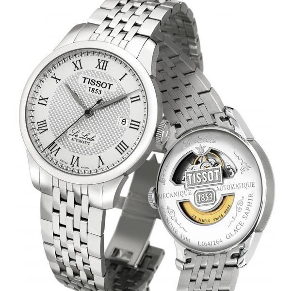 Đồng hồ đeo tay nam Tissot T41.1.483.33 bán chạy