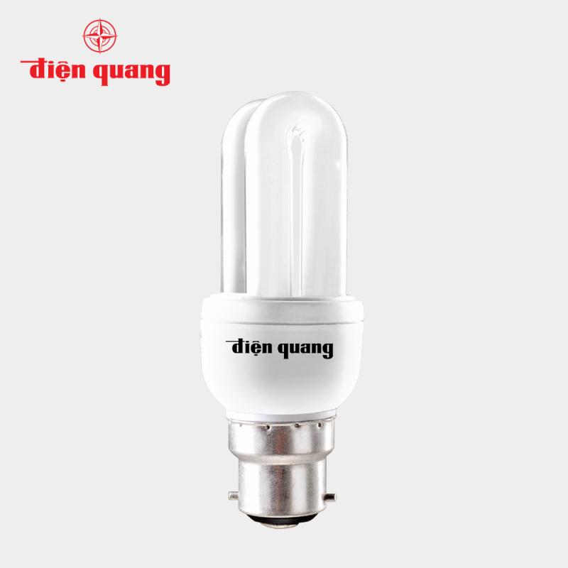 Đèn compact CSN Điện Quang ĐQ-CFL-2U-T4-8W-DL-B22