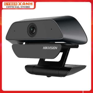 Webcam hikvision DS U12 full HD 1080P 2K, Wedcam máy tính có mic cho PC, Laptop để học online, họp, Livestream thumbnail