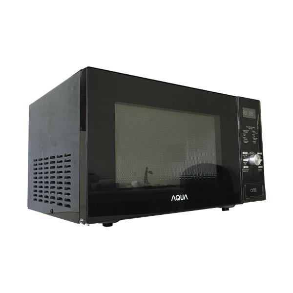 Bảng giá Lò Vi Sóng cao cấp Aqua 25Lít - hiển thị đèn LED - lập trình chức năng - Microwave tiêu chuẩn Châu Âu (đen bóng) Điện máy Pico