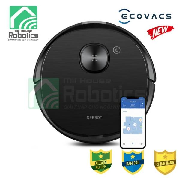 [Model 2020] Ecovacs DEEBOT T8 AIVI - Robot Hút Bụi - Robot lau nhà - Hàng mới 100% Chính hãng - Giá tốt