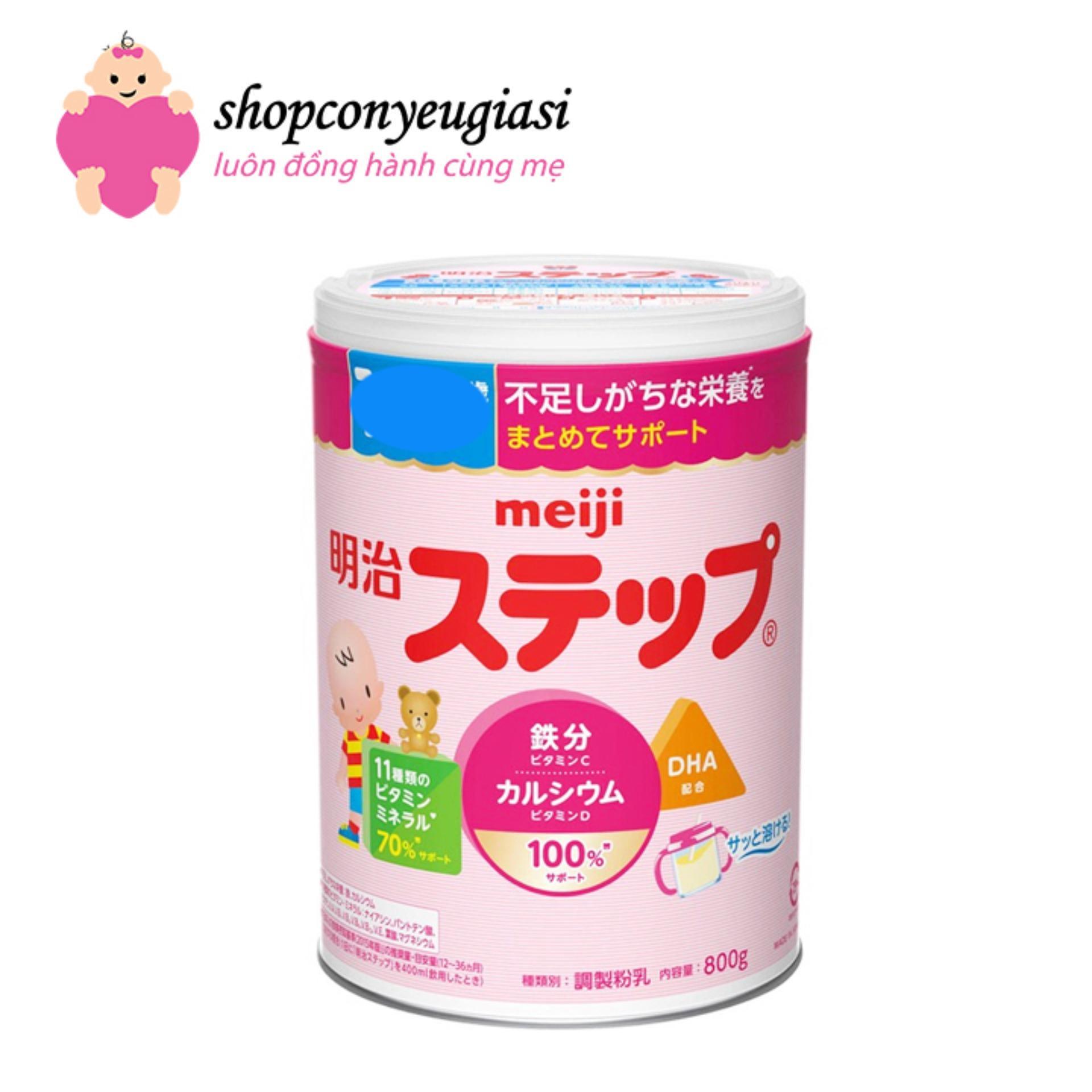 Sữa Meiji Số 9 Nội Địa - 800g