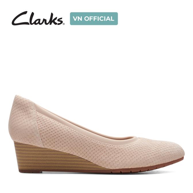 Giày da Nữ Clarks Mallory Berry giá rẻ