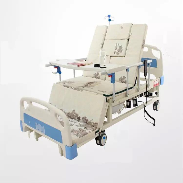 Giường bệnh nhân điện cơ 9 chức năng nhập khẩu