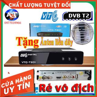 [kèm Anten] Đâ u Thu ky Thuâ t Số,Đâ u Thu Mă t Đâ t VTC T201 thumbnail