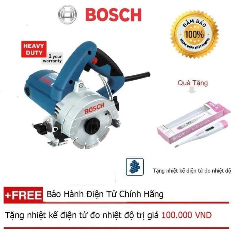 Máy cắt gạch Bosch GDM 13-34 + Quà tặng nhiệt kế điện tử