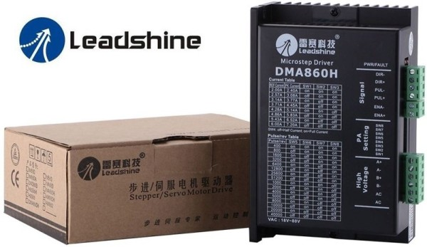 Driver DMA860H Leadshine điều khiển động cơ bước  ( bảo hành 6 tháng)