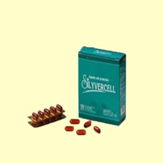 [ Chính Hãng] Hộp 100 viên Silyvercell 200mg - hỗ trợ các bệnh lý ở gan hiệu quả thumbnail