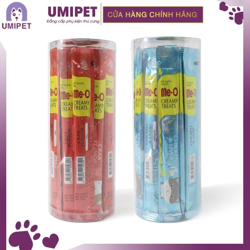 Súp thưởng Pate Me-O cho Mèo UMIPET - Bánh thưởng cao cấp cho Mèo