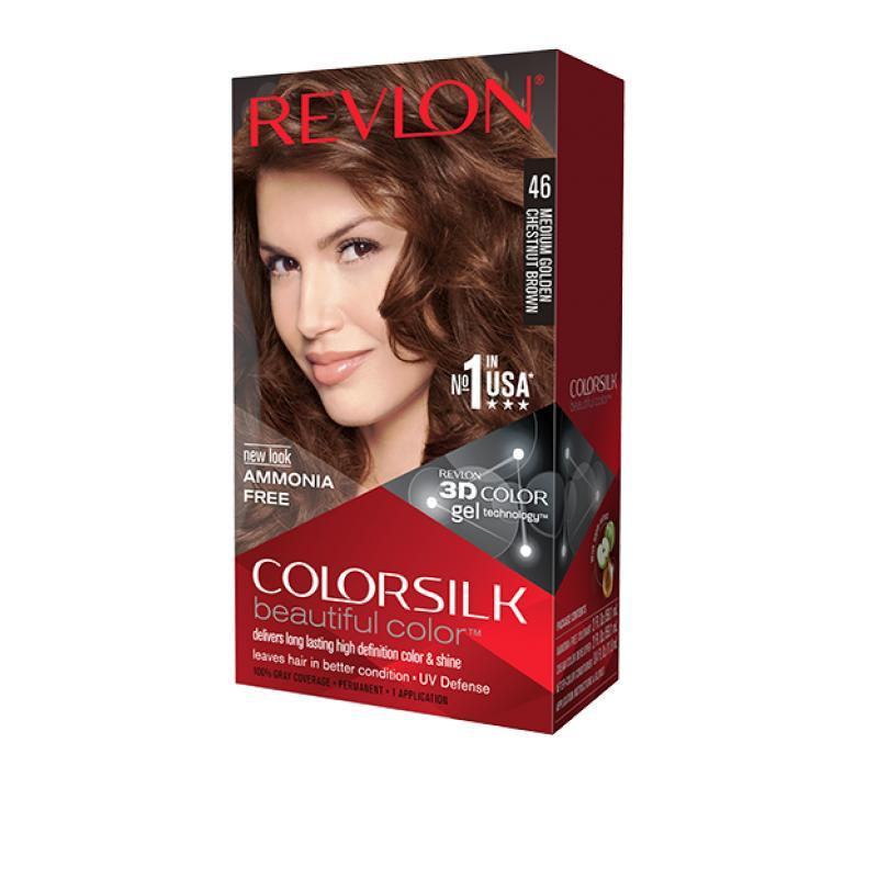 Thuốc Nhuộm Tóc Revlon Colorsilk Beautiful Color cao cấp