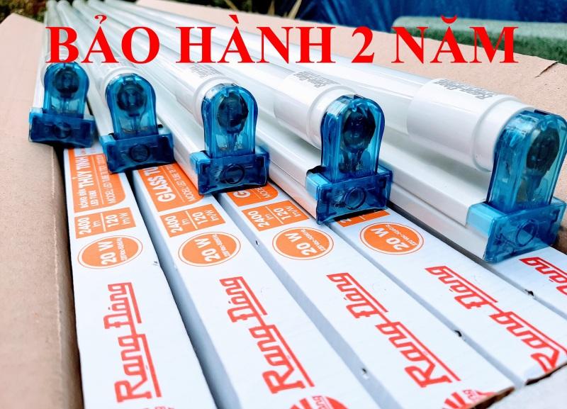 Combo 5 bộ đèn Led tuýp 1m2 ( 1.2 met ) Rạng Đông 20W chính hãng