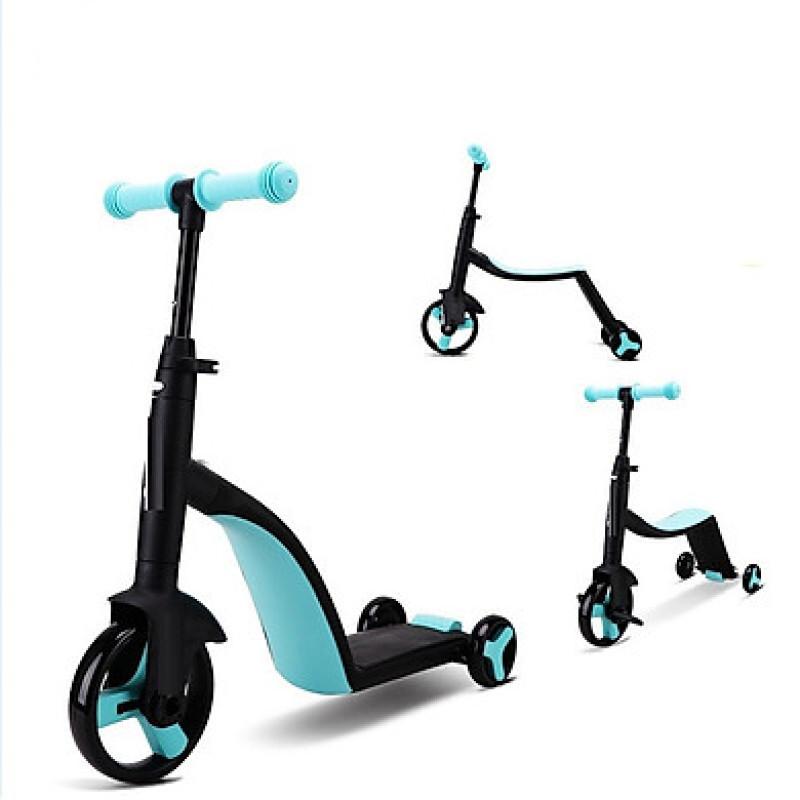 Mua Xe Trượt Scooter 3 in 1 - (Trượt Scooter-Xe Chòi Chân- Xe Đạp Nadle) - dòng xe hiện đại với thiết kế cực kì thông minh, được tích hợp trong 1 sản phẩm rất tiện dụng, đưa lại cho bé trải nghiệm thú vị bổ ích và an toàn