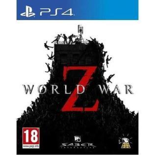 Đĩa game World War Z PS4 thumbnail
