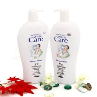MPVC Sữa Tắm Cô Gái White Care Beauty 1200ml - Sữa Tắm Nữ Thần Cao Cấp - Sữa Tắm Nhập Khẩu - Sữa Tắm Cao Cấp Thái Lan - Sức Khỏe & Làm Đẹp - Tắm & Chăm Sóc Cơ Thể - Chăm Sóc Da - Đồ Dùng Nhà Tắm Chăm Sóc Cá Nhân Làm Đẹp thumbnail