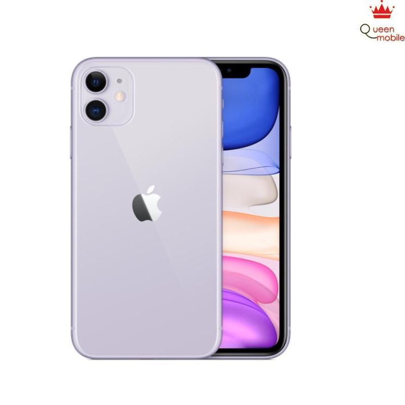 Điện Thoại iPhone 11 128GB - Mới 100% - Nguyên Seal - Tím