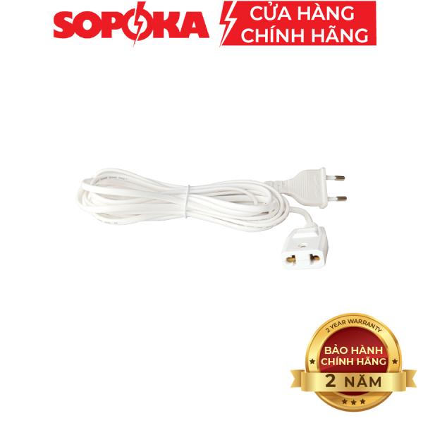 Bảng giá Dây nguồn phích âm SOPOKA N8-N10 dây 2,3m-6,5m