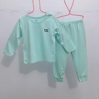 Bộ quần áo tay dài cài vai thun lạnh mềm mát bexiu (bx) cho bé 7-19kg thumbnail