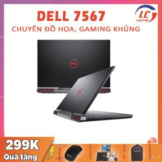 [Trả góp 0%]Dell Inspiron 7567 Chuyên Gaming Đồ Họa Cao Cấp i5-7300HQ VGA GTX 1050 Ti-4G Màn 15.6 Full HD IPS Laptop Chơi Game thumbnail