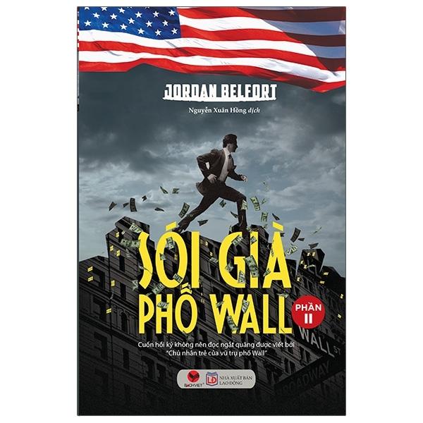 Fahasa - Sói Già Phố Wall (Phần 2) - Tái Bản 2021
