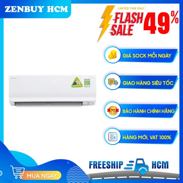 Máy lạnh Daikin Inverter 2.5 HP FTKM60SVMV - Làm lạnh nhanh, Công suất làm lạnh 24.000 BTU
