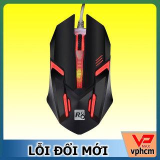 Chuột chơi game HP M100 R8 gaming đèn led nhiều màu đầm tay thumbnail