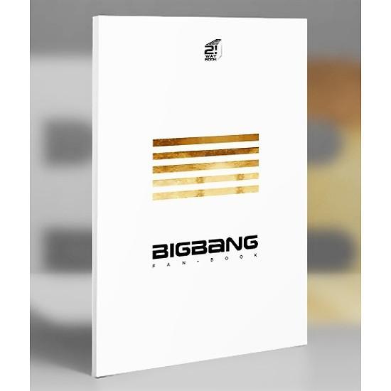 Mua Bigbang Fanbook