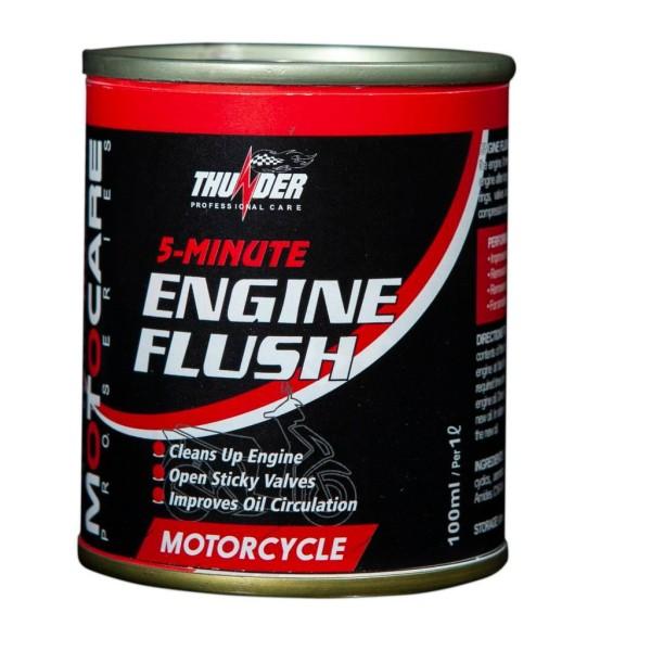 Dung dịch súc rửa động cơ Thunder Engine Flush 80ml - Làm sạch động cơ, cải hiện hiệu quả tốt