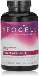 Neocell Super Collagen +C 6000mg Type 1&3 250 viên thumbnail