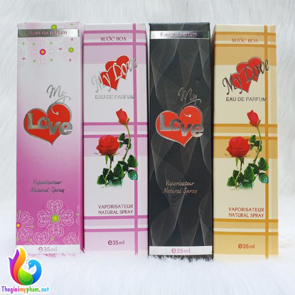 Nước Hoa Nữ My Love 35ml nhập khẩu