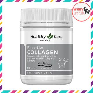 [CHÍNH HÃNG] Viên uống Collagen Healthy Care Bioactive Collagen 60 viên thumbnail