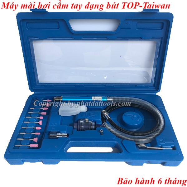 Bộ máy mài hơi cầm tay dạng bút TOP-Đài Loan-Bảo hành 6 tháng