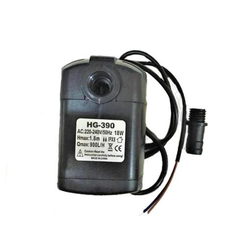 [Full Box] Máy bơm quạt làm mát 18w Motor quạt hơi nước loại 18w công suất cao