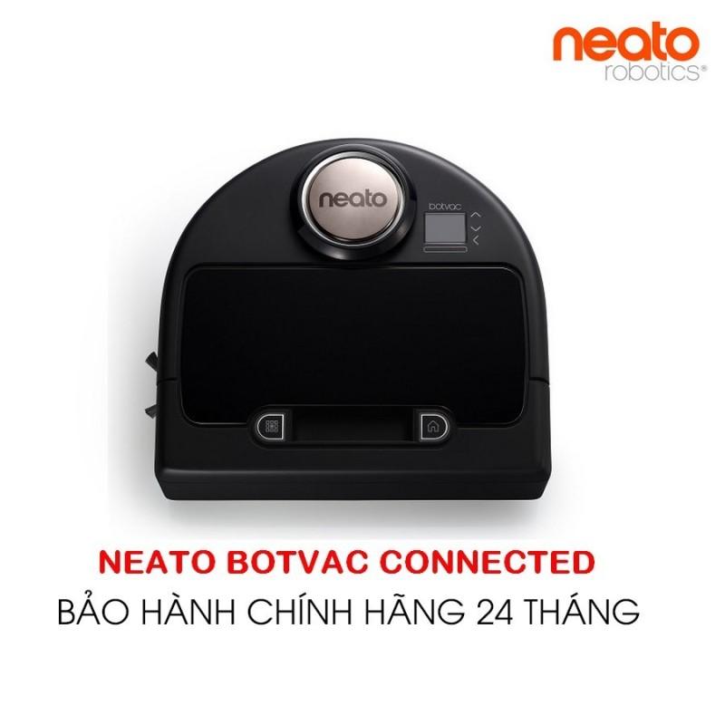Robot hút bụi NEATO BOTVAC CONNECTED - Hàng chính hãng Bảo hành 24 tháng 1 đổi 1