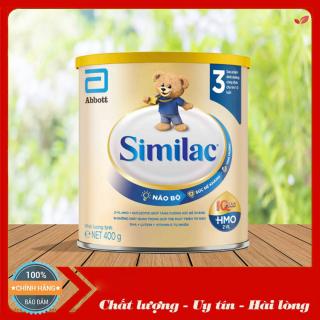 Sữa Similac IQ HMO Gold Lable số 3 400g Mới thumbnail