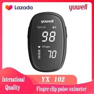 Xiaomi Yuwell Oximeter OLED Xung ngón tay Máy đo nồng độ oxy Ngón tay Kẹp ngăn ngừa Xung nhịp tim Máy đo nồng độ oxy Nhịp tim Điện áp thấp thumbnail