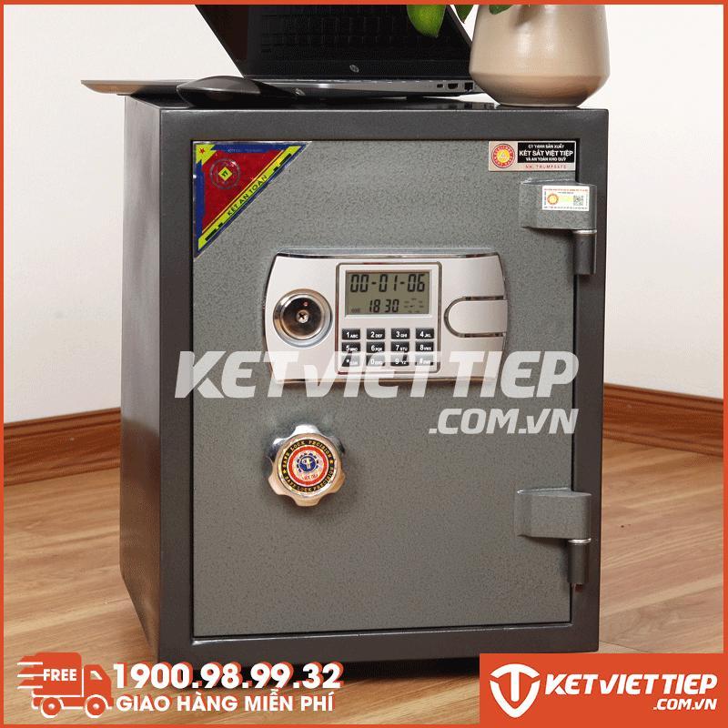 Két sắt việt tiệp K41BL Điện Tử chống cháy có báo động