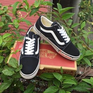 [FULL BOX + ẢNH THẬT] Giày Vans Old Skool Màu Đen Hàng Đẹp thumbnail