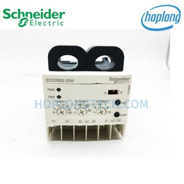 EOCR-SS-30W Rơ le bảo vệ điện tử  dòng từ 0.3-30A Schneider