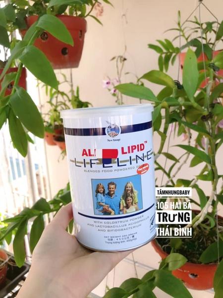 Sữa non Alpha Lipid Lifeline cao cấp