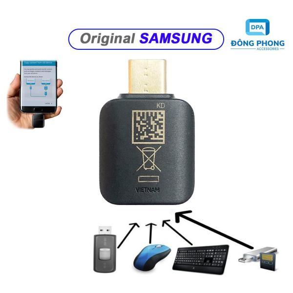 Bảng giá Đầu Chuyển OTG Type-C Samsung Note 10, dùng được cho tất cả các máy dùng cổng Type-C Phong Vũ