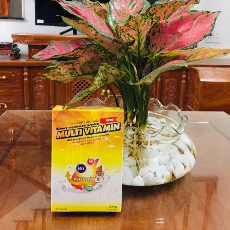Tăng cân Multi Vitamin nhập khẩu