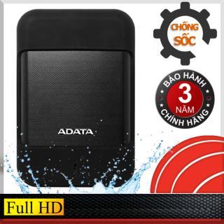 Ổ CỨNG DI ĐỘNG CHỐNG SỐC - CHỐNG NƯỚC 1TB HD700 ADATA (MÀU ĐEN) thumbnail