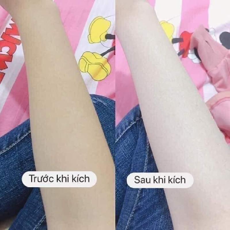 Combo 2 hộp kem siêu kích trắng Vitamin B10 trộn chung body - Hàng chính hãng Toctien Beauty