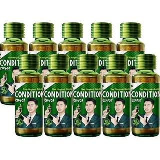 [Sản Phẩm Chính Hãng] Combo 10 Chai x 75ml Nước Giải Rượu Bia, Thải Độc Mát Gan Hàn Quốc Condition - Nhập Khẩu Chính Hãng thumbnail