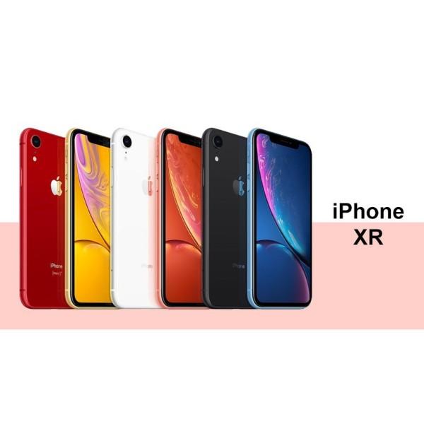 [HCM][Trả góp 0%]Điện Thoại Apple iPhone XR 64GB (bản 1 sim) - Hàng nhập khẩu mới 100%