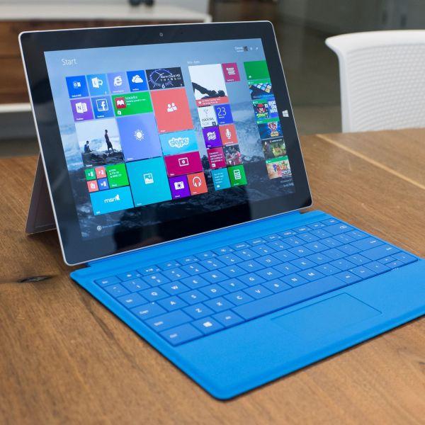 Máy Tính bảng Microsoft Surface 3 || Hỗ trợ sim 4G || Kèm bàn phím & sạc cáp chính hãng tại Playmobile