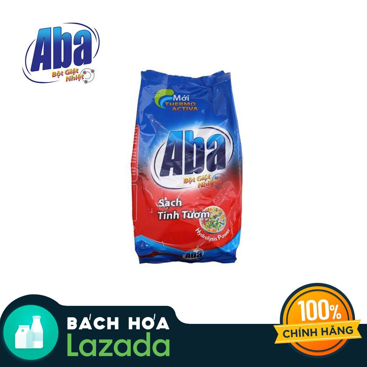 Bột Giặt Nhiệt Aba Sạch Tinh Tươm 1.5kg Siêu Khuyến Mãi