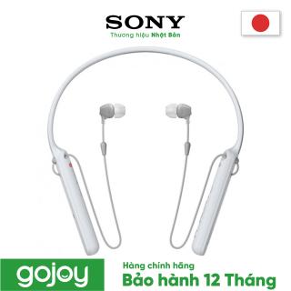 Tai nghe nhét tai không dây SONY WI-C400 Màu TRẮNG - Bảo hành chính hãng 12 tháng thumbnail